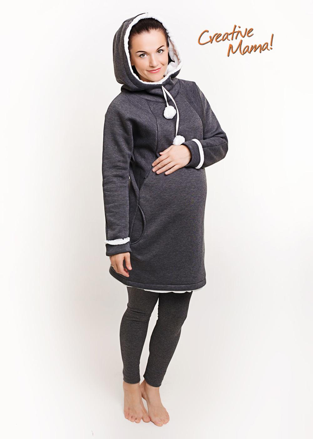 Фото: Худи Absolute-comfort для беременных и кормящих - 2