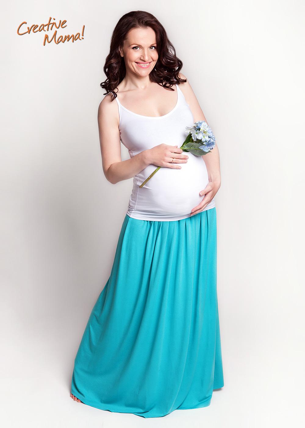 Фото: Юбка Cruize для будущих мам