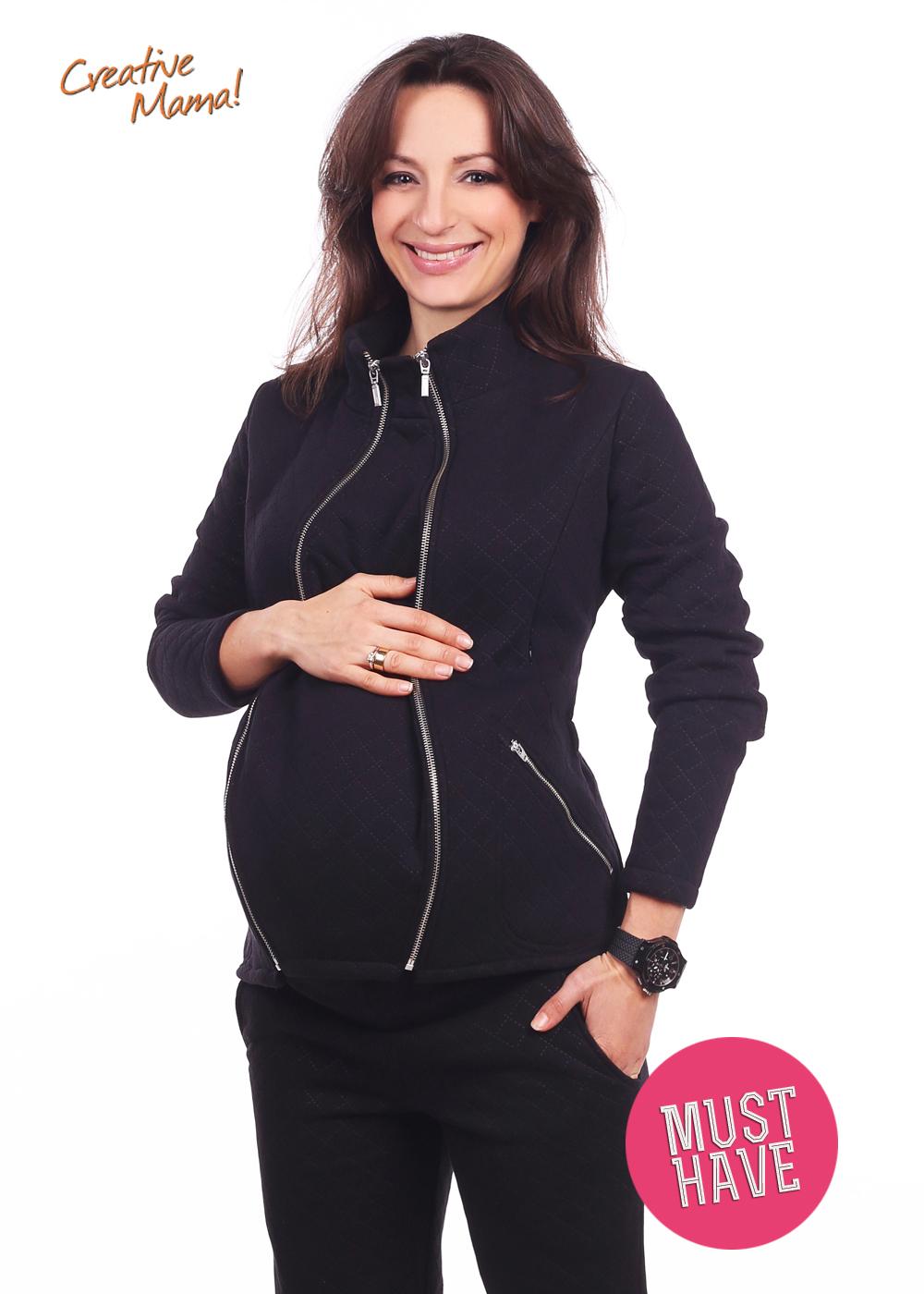 Фото: Теплый жакет Desire для будущих мам