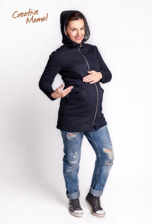 Фото: Жакет для будущих мам azzurro (теплый)