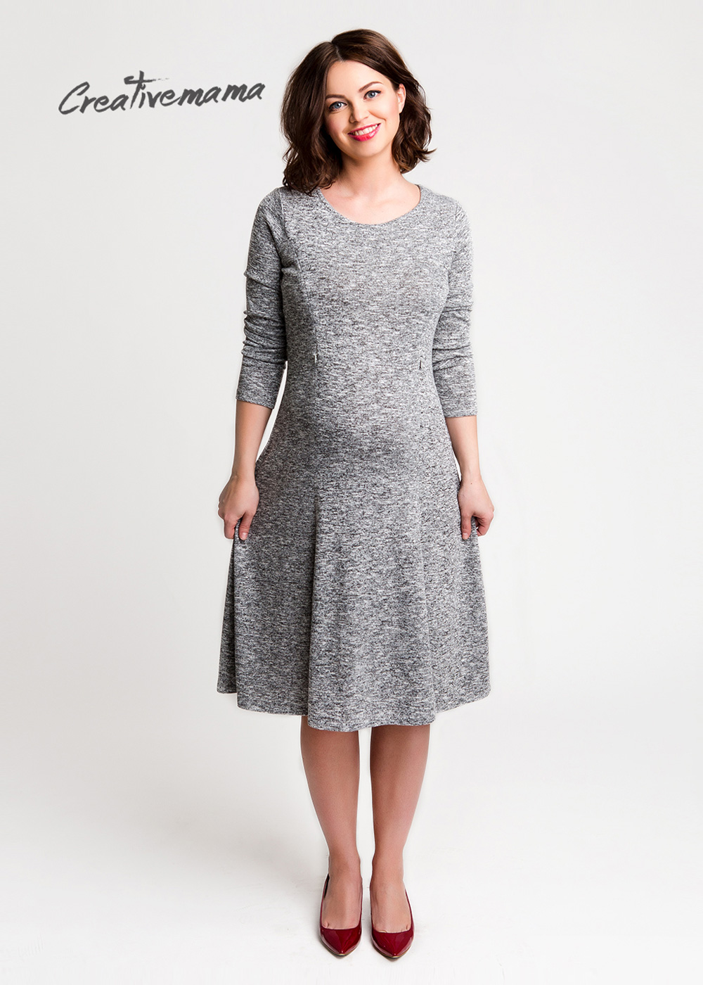 Фото: Платье для женщины в положении Mia