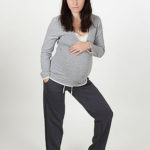 Фото: Теплые штаны Grafitty для будущих мам