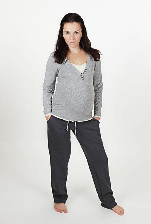 Фото: Теплые штаны Grafitty для будущих мам - 2