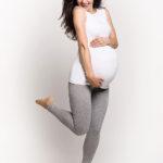 Фото: Леггинсы I love Yoga и Майка Inspiration для беременных - 2