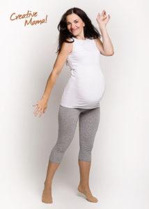 Фото: Укороченные лосины Run и Майка Inspiration для беременных - 3