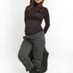 Фото: Теплые штаны premium для беременных - 4