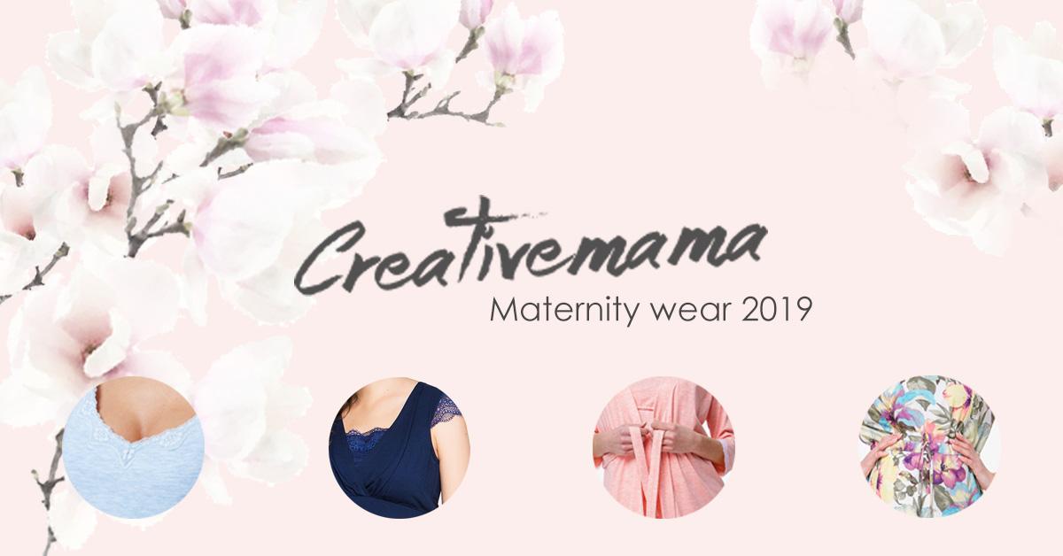 CreativeMama - одежда для беременных и кормящих мам. Магнолии.