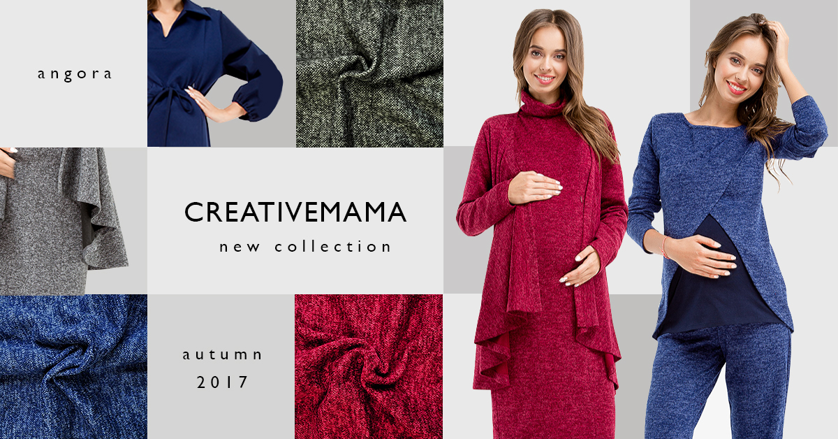 CREATIVEMAMA new collections - autumn 2017