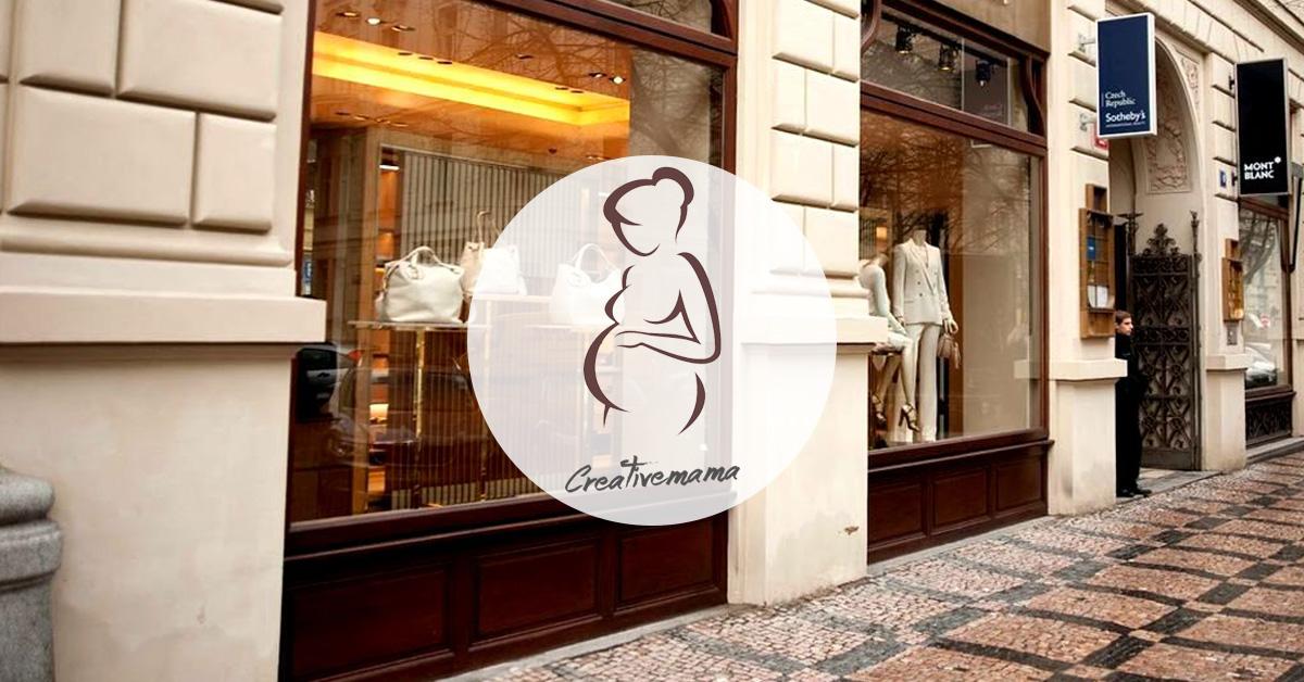 Магазин для беременных и кормящих мам CreativeMama