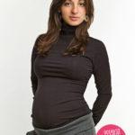 Водолазка для беременных и кормящих мам