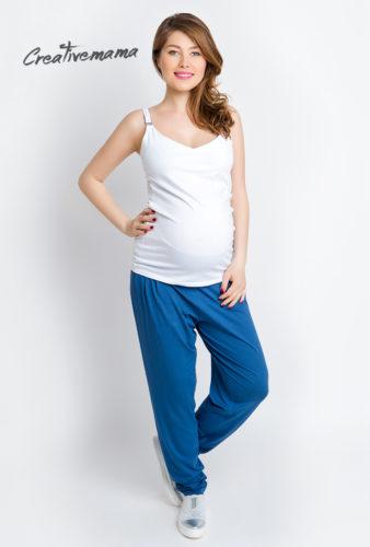 Фото: Легкие спортивные брюки для беременной Nika