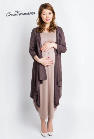 кардиган для беременных и кормящих мам creativemama