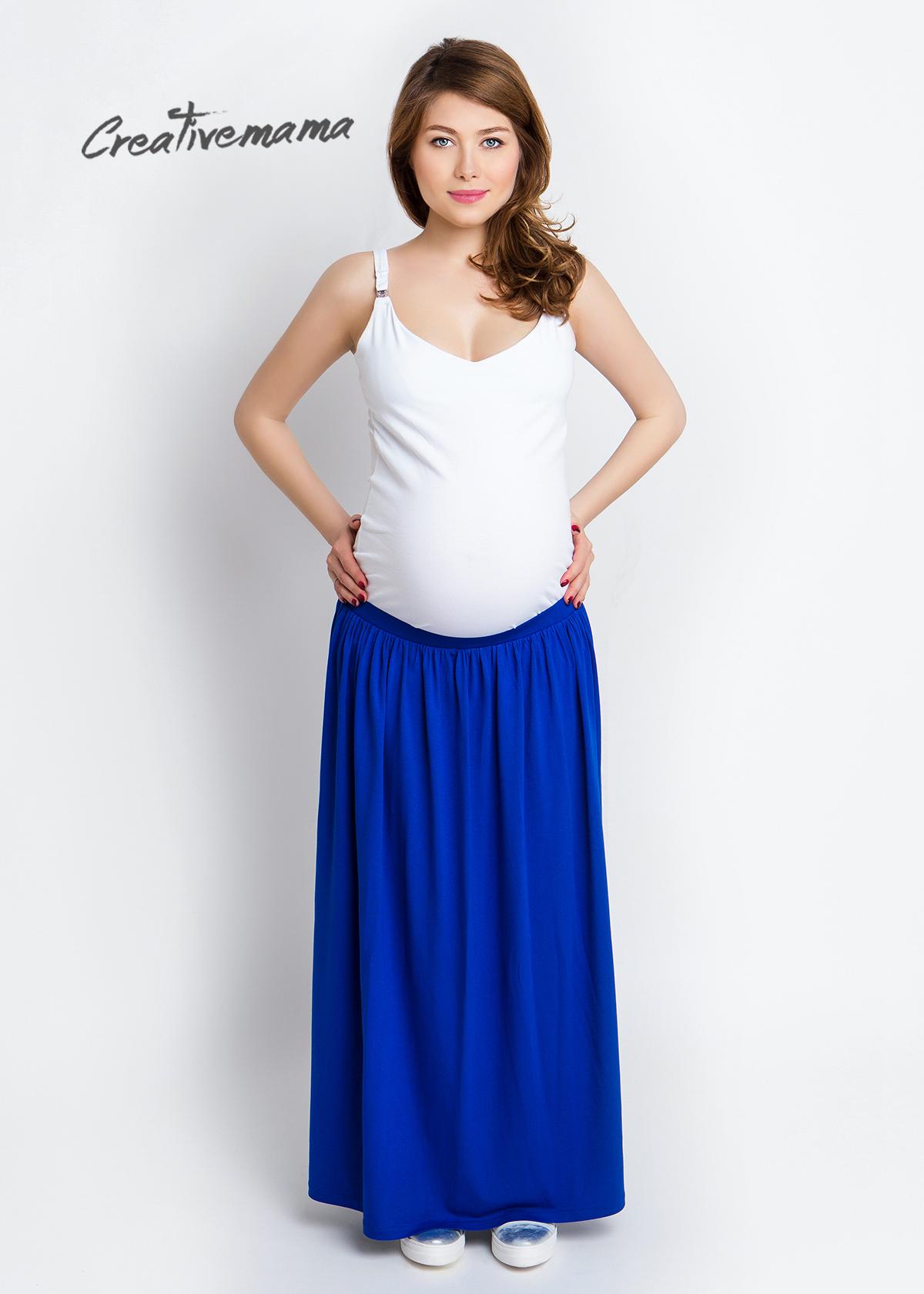 Фото: юбка Vasilek для будущих мам