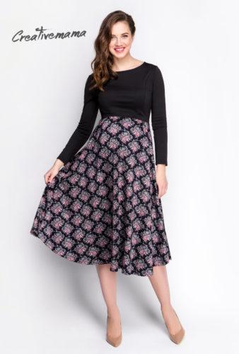 Фото: платье для беременных desire