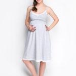 Фото: одежда для беременных девушек, ночная сорочка в роддом для беременных и кормящих мам creativemama