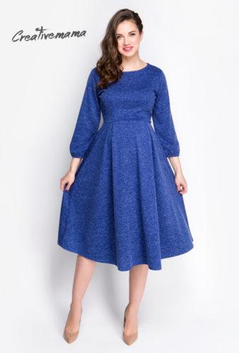 Фото: Шикарное платье для беременных Kristall