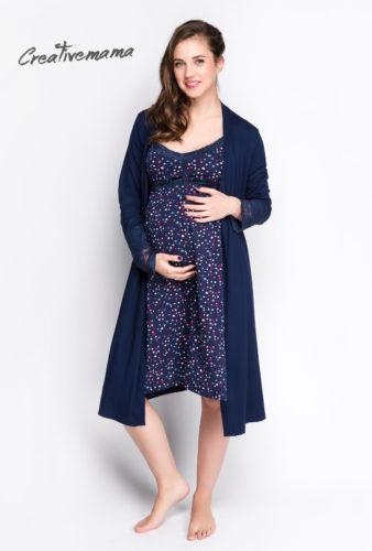 комплект в роддом для беременных и кормящих мам creativemama