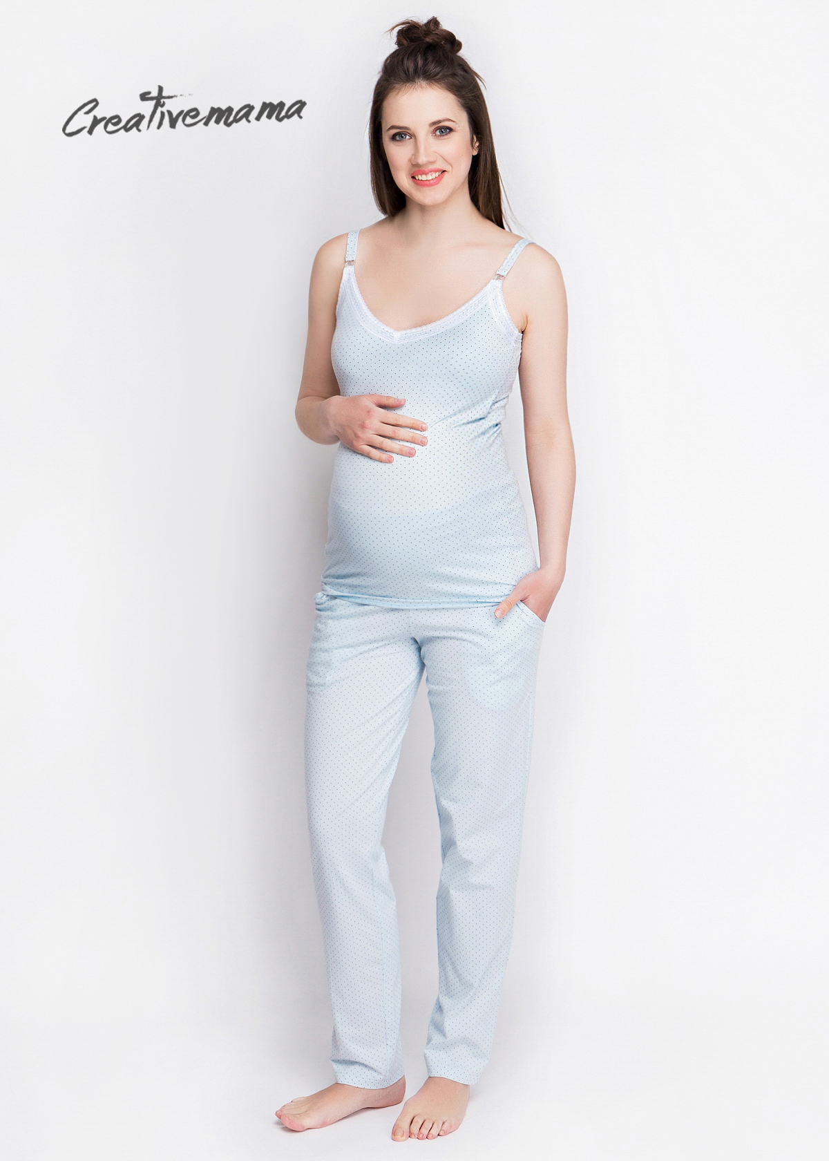 Фото: майка и штаны
