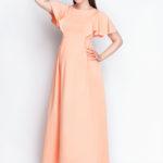 Фото: Платье нарядное Peach для беременных женщин
