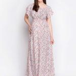 Фото: Модный летний сарафан Floral для беременных женщин