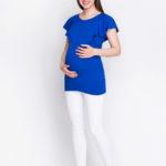 Фото: Синяя туничка для будущих мам Cleo