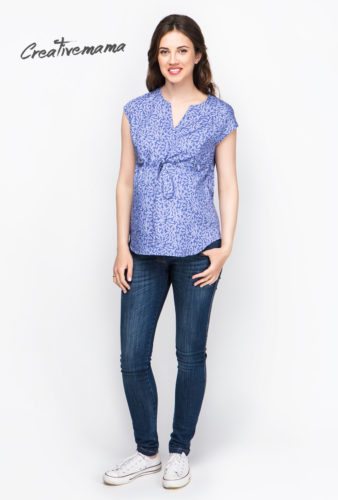 Фото: Блуза для беременных Harmonic