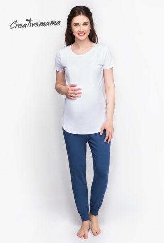 Фото: Модные брюки для беременных Blue Gjins