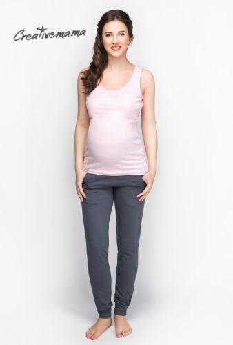 Фото: Стильные брюки для будущих мамочек Easy