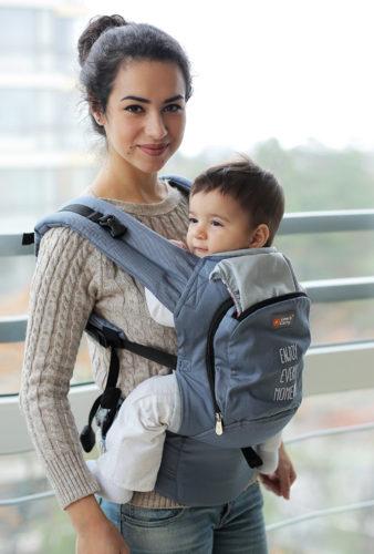 Фото: Эрго рюкзак Love & Carry AIR — Моменты счастья 1