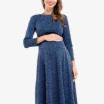Фото: красивое Платье Deniz для беременных 2