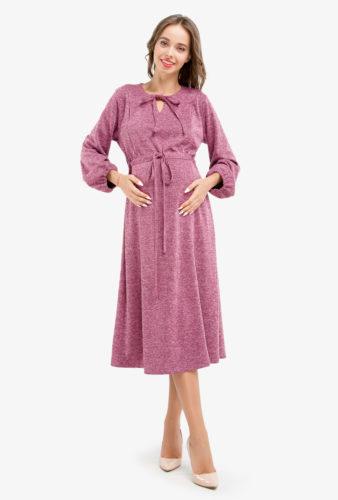 Фото: Платье для будущих мам 5