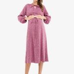 Фото: Платье для будущих мам