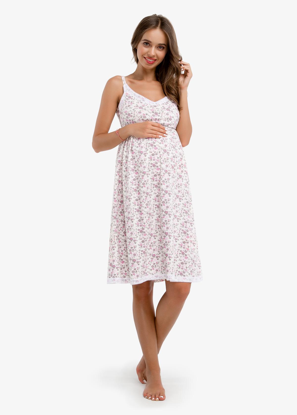 Фото: Сорочка ночная для будущей мамы