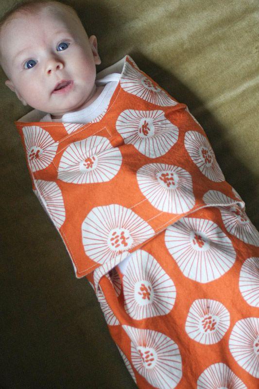 Фото: красивая европеленка для новорожденных