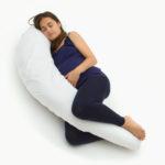 Фото: подушка банан для беременных