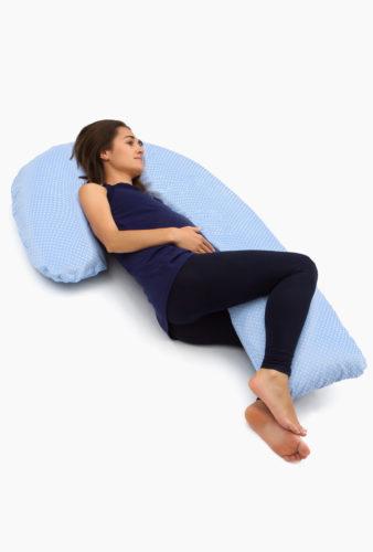 Фото: Удобная подушка для кормления