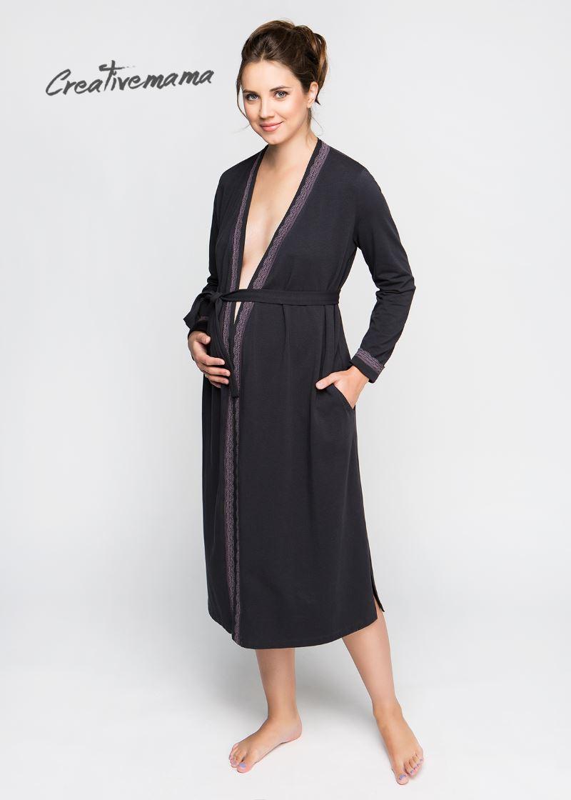Фото:какой халат взять в роддом