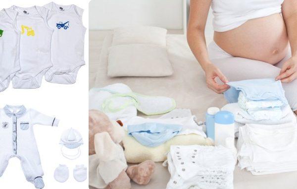 Фото: одежда для роддома в летний период