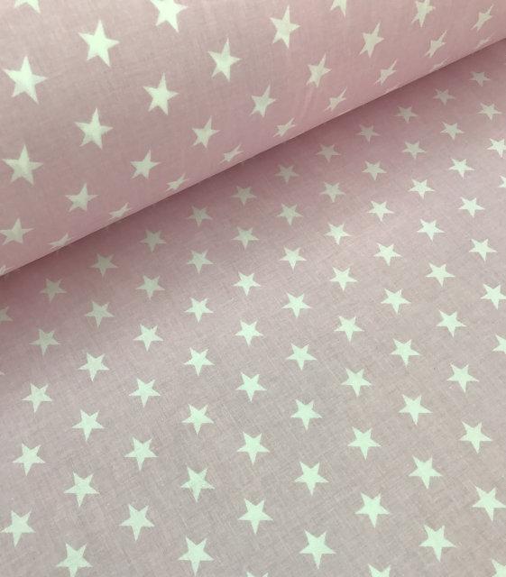 звёзды на розовом