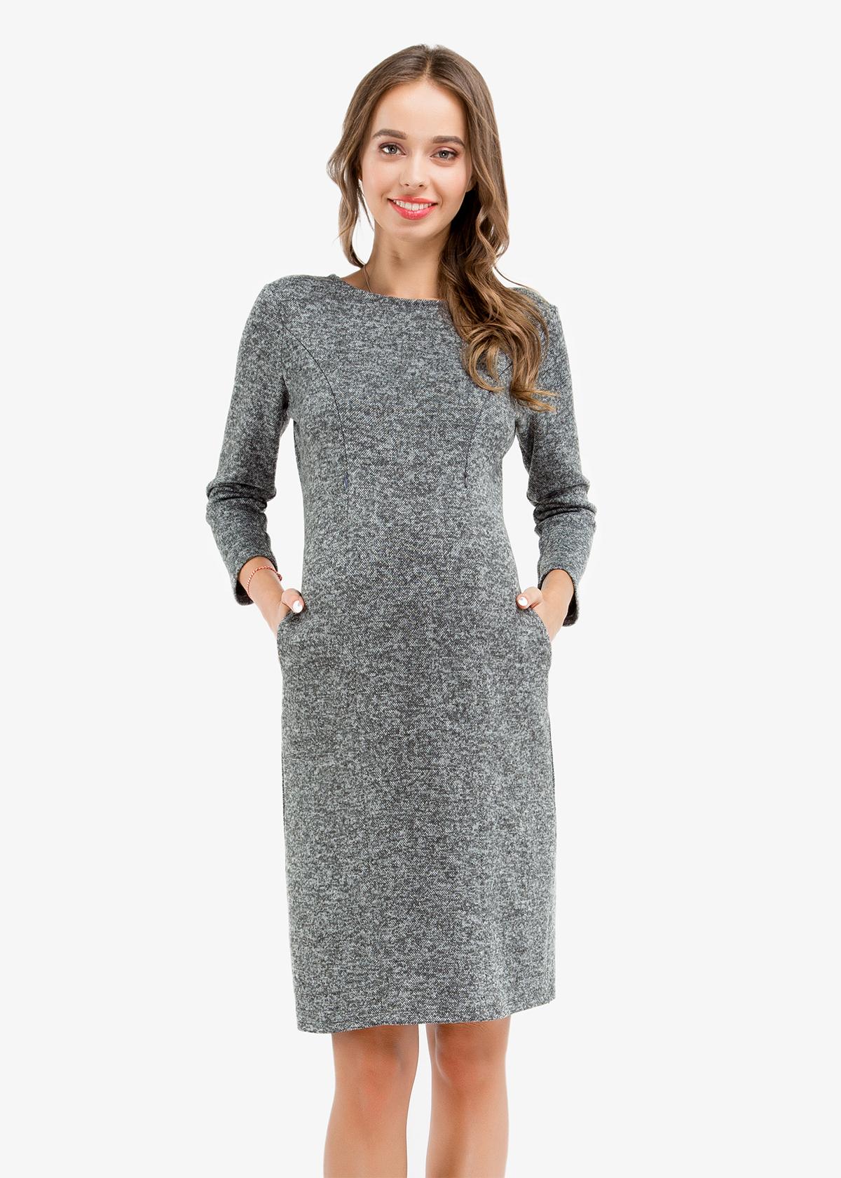 Фото: Прямое платье Femine для беременных 1