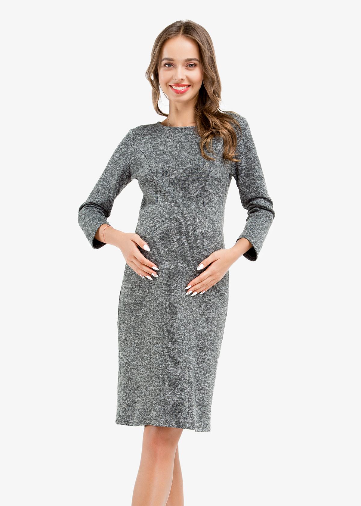 Фото: Прямое платье Femine для беременных