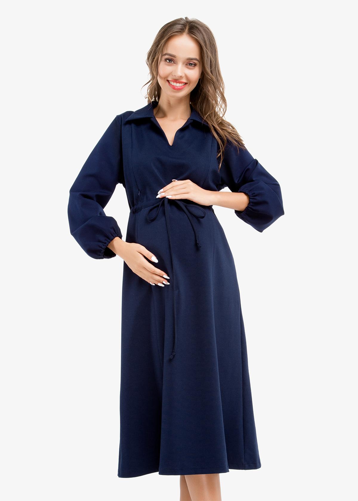 Фото: Платье для кормящих мам 2