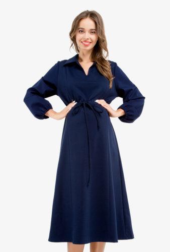 Фото: Платье для кормящих мам 1