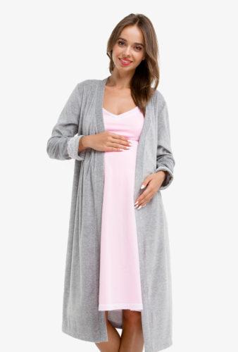 Фото: Ночная рубашка для беременных ANAIS (ХЛОПОК) 2