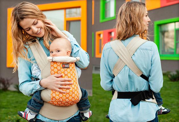 Фото: как правильно выбрать эрго рюкзак