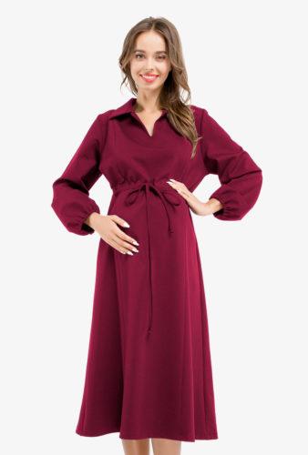Фото: Платье sangriya для беременных 1