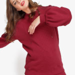 Фото : теплый костюм для беременных BURGUND