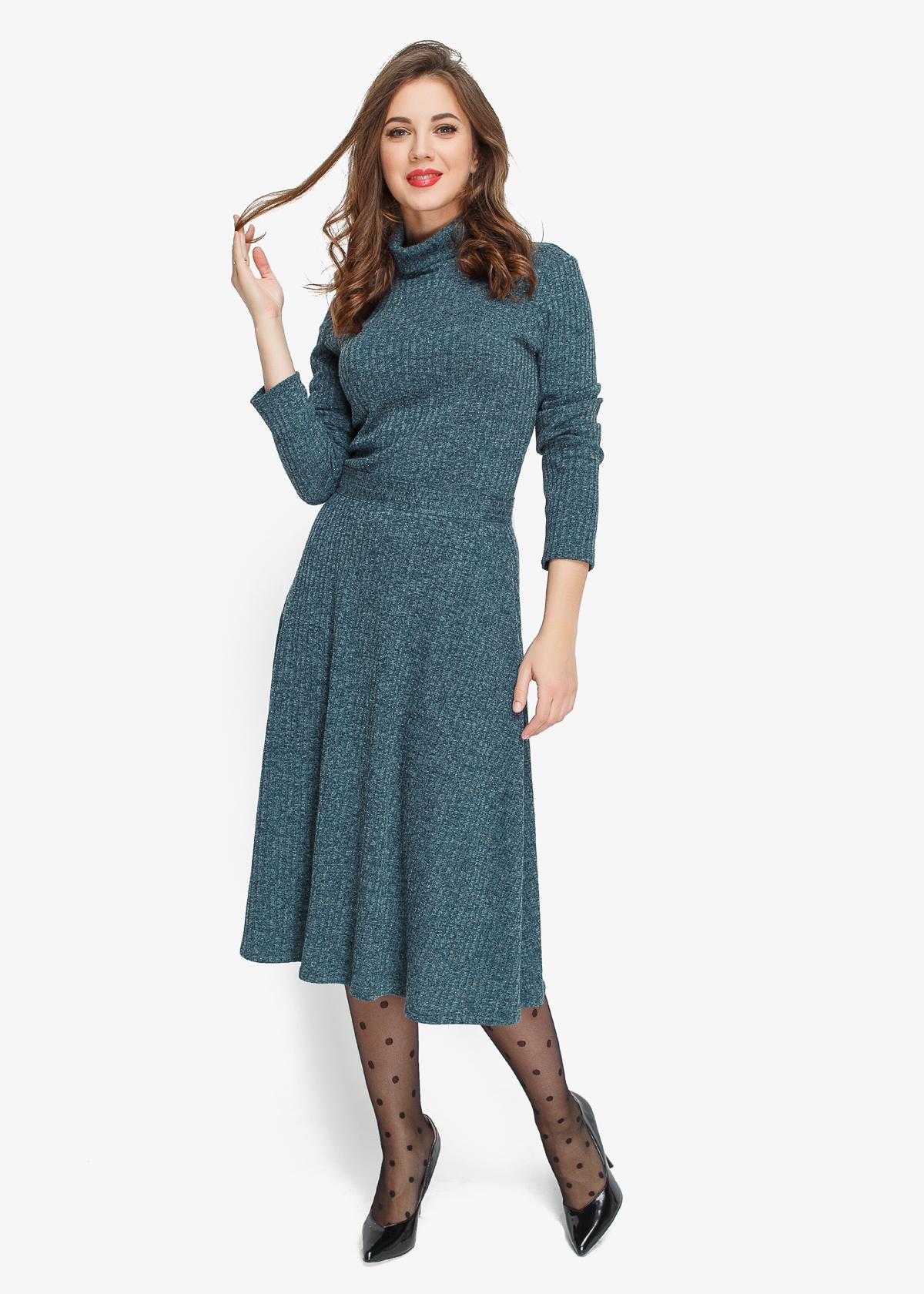 Фото: платье для будущих мам Rich GREEN 1