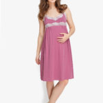 Фото: ночнушка для беременных и кормящих Candy 1