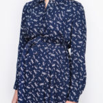 Платье рубашка Стрекоза2